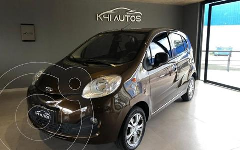 Chery QQ Confort Security usado (2018) color Marron precio $890.000