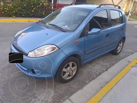 Chery QQ Confort usado (2012) color Azul precio u$s2.600