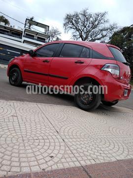 Chevrolet Agile LS Spirit usado (2012) color Rojo precio $375.000