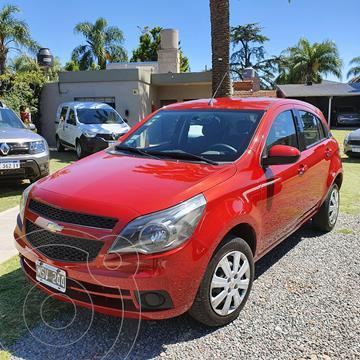 Chevrolet Agile LT Spirit usado (2013) color Rojo Pepper precio $675.000