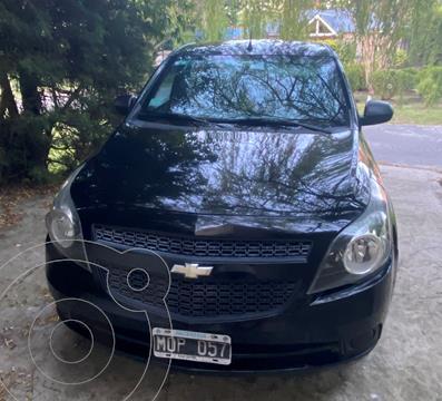 Chevrolet Agile LT Spirit usado (2013) color Negro precio $520.000