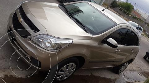 Chevrolet Agile LT usado (2012) color Beige Artio precio $550.000