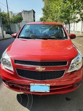 Chevrolet Agile LT usado (2011) color Rojo Lyra precio $650.000