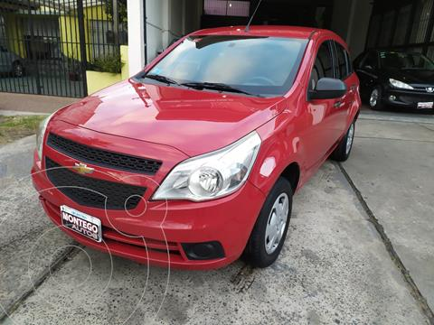 Chevrolet Agile LS usado (2010) color Rojo Lyra precio $660.000