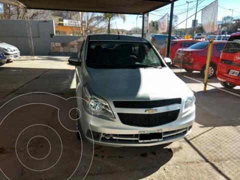 Chevrolet Agile LT Spirit Plus usado (2013) color Gris Claro precio $775.000