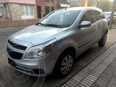 Chevrolet Agile LT usado (2011) color Gris precio $800.000