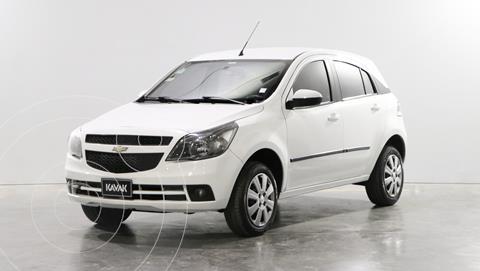 Chevrolet Agile LT Spirit  usado (2012) color Blanco precio $860.000