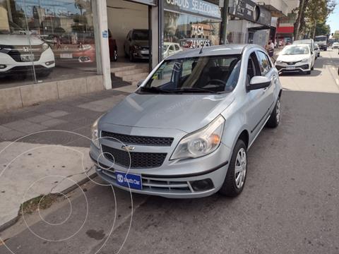 Chevrolet Agile LT usado (2012) color Gris Claro precio $705.000