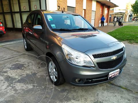 Chevrolet Agile LTZ usado (2012) color Gris Artemis precio $629.000