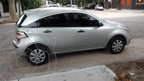 Chevrolet Agile LTZ usado (2015) color Gris precio $990.000