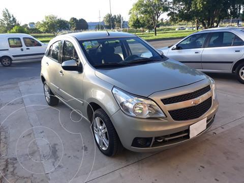 Chevrolet Agile LTZ usado (2009) color Gris Artemis precio $625.000