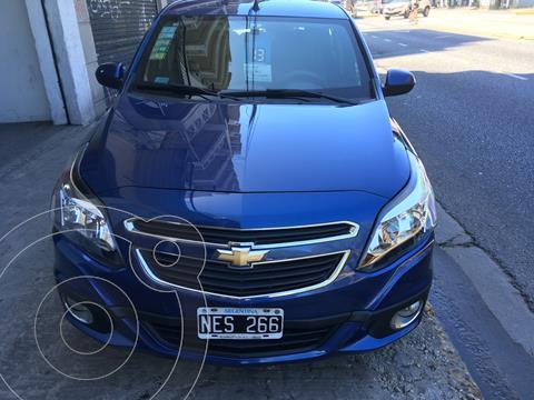 Chevrolet Agile 1.4 LTZ usado (2013) color Azul precio $705.000