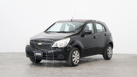 foto Chevrolet Agile LT usado (2011) color Negro Liszt precio $800.000