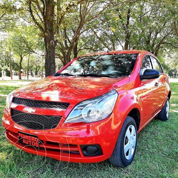 Chevrolet Agile LS Spirit usado (2013) color Rojo precio $910.000
