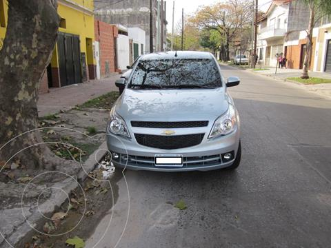 Chevrolet Agile LTZ usado (2012) color Plata Polaris precio $900.000