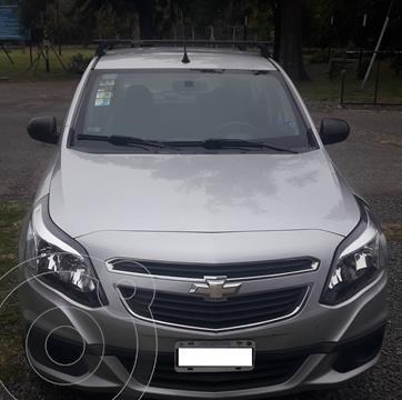 Chevrolet Agile LS usado (2015) color Plata precio $850.000