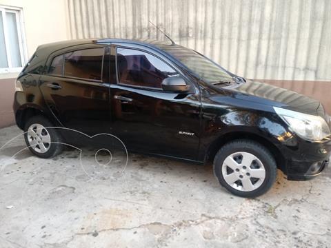 Chevrolet Agile LS usado (2013) color Negro Liszt precio $680.000