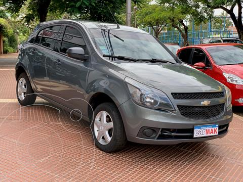 Chevrolet Agile LS usado (2012) color Gris precio $790.000