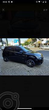 Chevrolet Agile LS Spirit usado (2012) color Negro precio $532.000