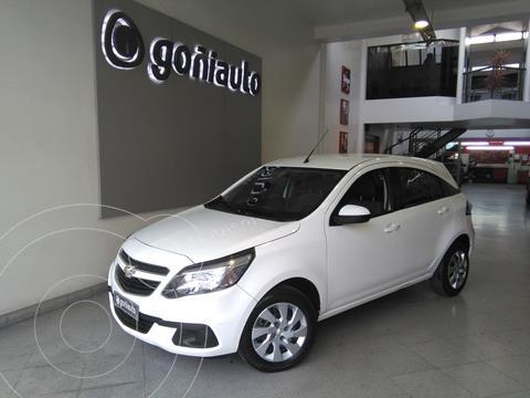 Chevrolet Agile 1.4 LT usado (2013) color Blanco precio $780.000