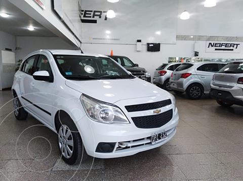 Chevrolet Agile LT usado (2010) color Blanco precio $780.000