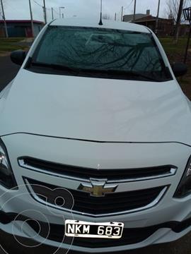 Chevrolet Agile LS usado (2014) color Blanco precio $860.000