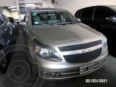 foto Chevrolet Agile LT Spirit Plus usado (2013) color Beige precio $735.000