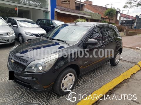 Chevrolet Agile LS Spirit usado (2013) color Negro precio $669.000