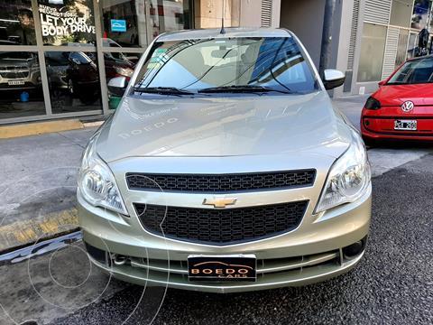 Chevrolet Agile 1.4 LT Spirit 5Ptas. usado (2010) color Dorado precio $639.900