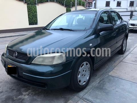 Chevrolet Astra Sedan GL 1.8 usado (2000) color Verde precio u$s4,000