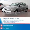 Foto venta Auto usado Chevrolet Astra GL 2.0 4P (2007) color Gris Claro precio $199.000