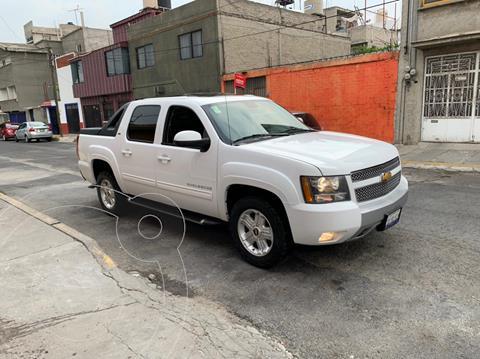 Chevrolet Avalanche 4x4 LT Plus usado (2012) color Blanco precio $350,000