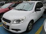 Foto venta Carro usado Chevrolet Aveo Emotion 4P 1.6L Ac Aut (2017) color Blanco precio $24.900.000