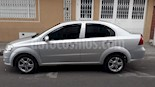 Foto venta Carro usado Chevrolet Aveo Emotion 4P 1.6L Full (2011) color Plata precio $20.500.000