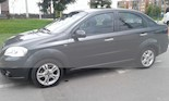 Foto venta Carro usado Chevrolet Aveo Emotion 5P 1.6L Full (2011) color Gris precio $23.000.000