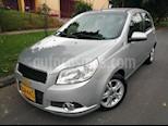Foto venta Carro usado Chevrolet Aveo Emotion 5P GT 1.6L Ac (2010) color Plata Escuna precio $21.200.000