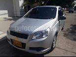 Foto venta Carro Usado Chevrolet Aveo Emotion 5P GT 1.6L Full Aut (2012) color Plata precio $22.500.000