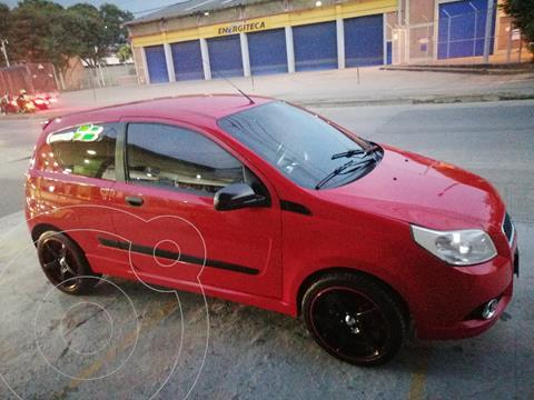 Chevrolet Aveo Emotion 5P GTi Ac usado (2010) color Rojo precio $20.500.000