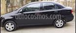 Foto venta Auto usado Chevrolet Aveo Family 1.5L Ac (2017) color Negro precio u$s13.500