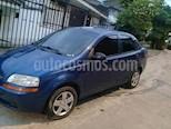 Foto venta Carro usado Chevrolet Aveo Family 1.5L s/a (2011) color Azul precio $18.000.000