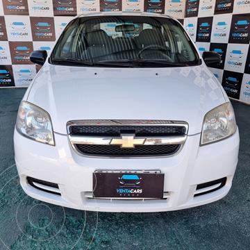 Chevrolet Aveo Sedan LS 1.4   usado (2011) color Blanco precio $5.890.000
