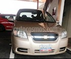 Foto venta carro usado Chevrolet Aveo Sedan LT 1.6L Aut (2012) color Beige Caliza precio u$s5.500