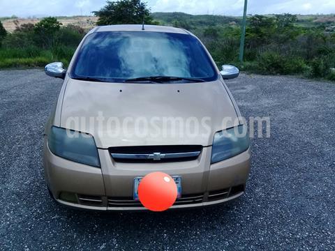 Chevrolet Aveo Sedan 1.6L Aut usado (2005) color Beige precio u$s2.200