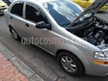 Foto venta Carro Usado Chevrolet Aveo 1.4L Ac (2012) color Gris precio $16.500.000