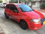 Foto venta Carro Usado Chevrolet Aveo 1.4L GTi (2008) color Rojo precio $15.500.000