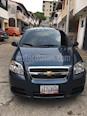 Foto venta carro usado Chevrolet Aveo 1.6 L 5 puertas color Azul precio u$s9.000