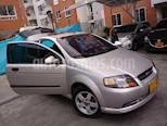Foto venta Carro usado Chevrolet Aveo 1600 3p Edition Limited (2008) color Plata precio $16.300.000