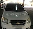 Foto venta carro usado Chevrolet Aveo 1.6L Aut (2011) color Blanco precio BoF3.500