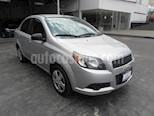 Foto venta Auto usado Chevrolet Aveo 4p LS L4/1.6 Aut (2015) color Plata precio $125,000