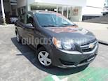 Foto venta Auto usado Chevrolet Aveo 4p LS L4/1.6 Aut (2017) color Gris precio $127,000